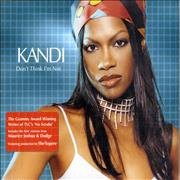 Click here for more info about 'Kandi - Don't Think I'm Not'