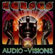 Click here for more info about 'Kansas - Audio-Visions'