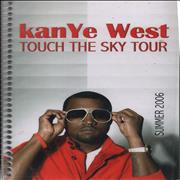 Click here for more info about 'Kanye West - Touch The Sky Tour: Summer 2006 Tour Itinerary'