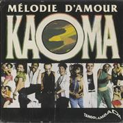 Click here for more info about 'Kaoma - Melodie D'Amour - Snapped Pack'