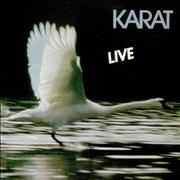 Click here for more info about 'Karat - Live'