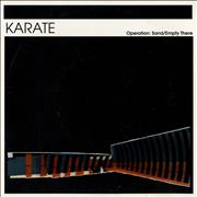 Click here for more info about 'Karate - Operation: Sand'