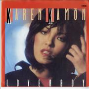 Click here for more info about 'Karen Kamon - Loverboy'