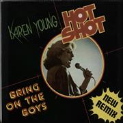 Click here for more info about 'Karen Young (US) - Hot Shot'