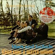 Click here for more info about 'Karin Krog & Dexter Gordon - Some Other Spring - Blues And Ballads - stickered p/s'