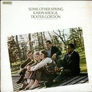 Click here for more info about 'Karin Krog & Dexter Gordon - Some Other Spring'