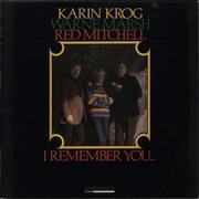 Click here for more info about 'Karin Krog - I Remember You'