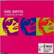 Click here for more info about 'Karl Bartos - 15 Minutes Of Fame'