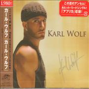 Click here for more info about 'Karl Wolf - Karl Wolf - Sealed'