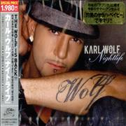 Click here for more info about 'Karl Wolf - Nightlife'