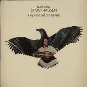 Click here for more info about 'Ceylon/ Bird Of Passage'