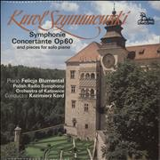 Click here for more info about 'Karol Szymanowski - Symphonie Concertante Op 60 And Pieces For Solo Piano'