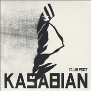 Click here for more info about 'Kasabian - Club Foot - CD2 Sealed!'