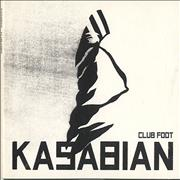 Click here for more info about 'Kasabian - Club Foot - CD2'