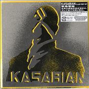 Click here for more info about 'Kasabian - Club Foot EP - Stencil Sleeve - Sealed'