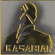 Click here for more info about 'Kasabian - Club Foot EP - Stencil Sleeve'