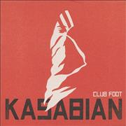 Click here for more info about 'Kasabian - Club Foot'