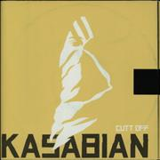 "Kasabian Cutt Off UK 10"" vinyl"