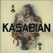 Click here for more info about 'Kasabian - Empire - EX'