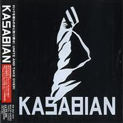 Click here for more info about 'Kasabian - Kasabian - Black Jewel Case + OBI'