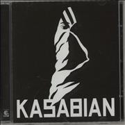 Kasabian Kasabian UK CD album
