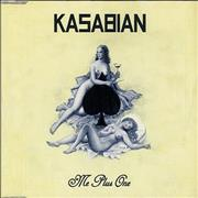 Click here for more info about 'Kasabian - Me Plus One'