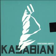 "Kasabian Processed Beats - Sealed UK 10"" vinyl"