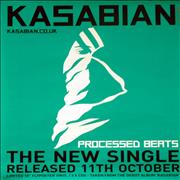 Click here for more info about 'Kasabian - Processed Beats'