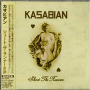 Click here for more info about 'Kasabian - Shoot The Runner EP'