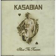 """Kasabian Shoot The Runner UK 10"""" vinyl"""