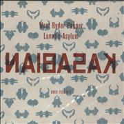 Kasabian West Ryder Pauper Lunatic Asylum - HMV - Sealed UK CD album