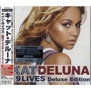 Click here for more info about 'Kat DeLuna - 9 Lives - Sealed'