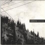 Click here for more info about 'Katatonia - Buildings - Clear Vinyl'