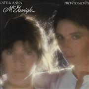 Click here for more info about 'Kate & Anna McGarrigle - Pronto Monto'