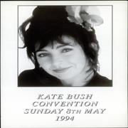 Click here for more info about 'Kate Bush - 1994 Kate Bush Convention'