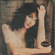 Click here for more info about 'Kate Bush - 4 Sucessos'
