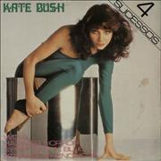 Click here for more info about 'Kate Bush - 4 Sucessos - EX'