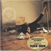 "Kate Bush Babooshka - Jukebox Stickered France 7"" vinyl"