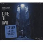 Kate Bush Before The Dawn - Sealed UK 3-CD set