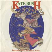 Click here for more info about 'Kate Bush - December Will Be Magic Again - EX'