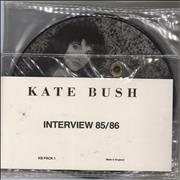 Click here for more info about 'Kate Bush - Interview 85/86 - Picture Disc pack'