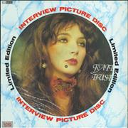 Click here for more info about 'Kate Bush - Interview Picture Disc - P/S'