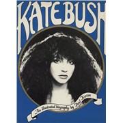 Kate Bush Kate Bush: An Illustrated Biography - VG UK book