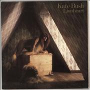Click here for more info about 'Kate Bush - Lionheart + merchandise insert'