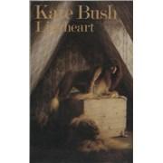 Kate Bush Lionheart UK cassette album