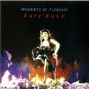 Click here for more info about 'Kate Bush - Moments Of Pleasure - Display Card'