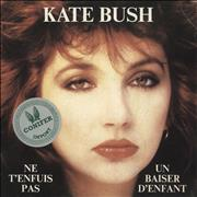 Click here for more info about 'Kate Bush - Ne T'enfuis Pas - Import Sticker'