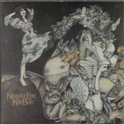 Click here for more info about 'Kate Bush - Never For Ever - 1st - EX'