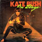 Click here for more info about 'Kate Bush - On Stage - Double Pack'