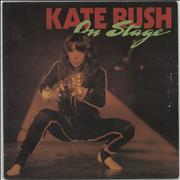 Click here for more info about 'Kate Bush - On Stage - Gatefold'